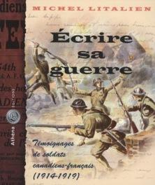 Ecrire Sa Guerre